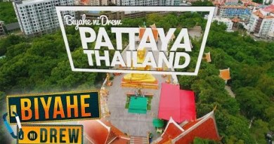 Biyahe ni Drew: Boundless Fantastic thing about Pattaya, Thailand (Paunchy episode)