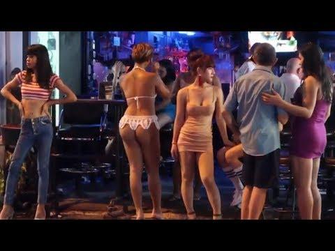 High quality ladyboy Bar Soi Buakhao Pattaya Thailand