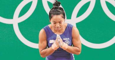 Lacking podium, breaking barrier: 200 kg monkey off her help as Mirabai finishes 4th at Worlds