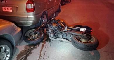 Canadian killed in Pattaya bike crash
