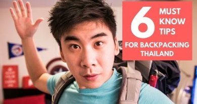 6 MUST KNOW TIPS FOR BACKPACKING THAILAND