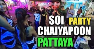 Soi Chaiyapoon Pattaya Nightlife Assienda Bar Occasion and Surströmning