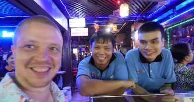 Party Night in Pattaya