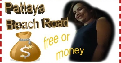 Pattaya Sea slip Toll road Freelancer Woman to chat about ticket FREE or MONEY