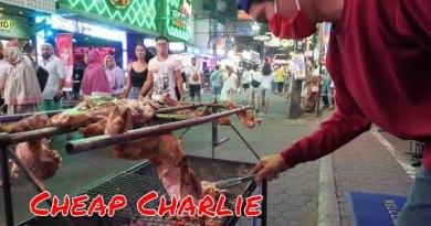 Aspect toll road Food on Pattaya's Walking Aspect toll road