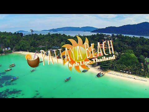 Koh Lipe Pattaya Seaside Gopro HD | Koh Lipe | Thailand | 16th June 2016 |
