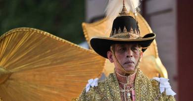 The whole lot every person is conscious of about King Rama X of Thailand