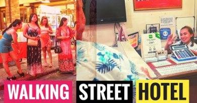 Budget Guest Glorious Resort in Pattaya | Review of Resort | Strolling Side road | Thailand | Guru Anjana