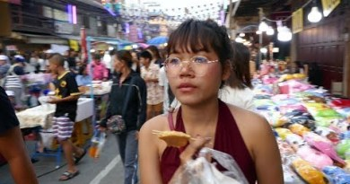 Street Food Festival Pattaya, Thailand
