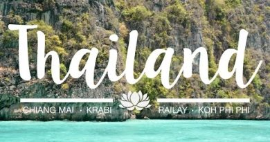 Basically the most uncomplicated locations to consult with in Thailand | Piece 1 – Phi Phi, Chiang mai, Krabi, & Railay
