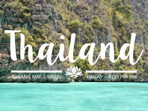 Basically the most uncomplicated locations to consult with in Thailand   Piece 1 – Phi Phi, Chiang mai, Krabi, & Railay