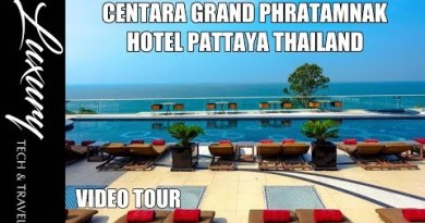Centara Sizable Phratamnak Resort Pattaya Thailand- Luxury Pattaya Resort