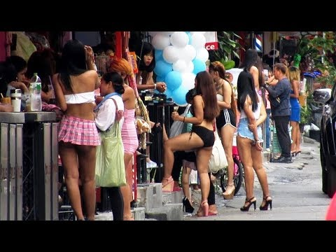 City for a Single Man or How to Spend Time in Pattaya