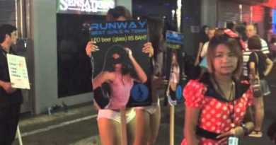 Walking Street: Pattaya,Thailand – Intercourse For Sale