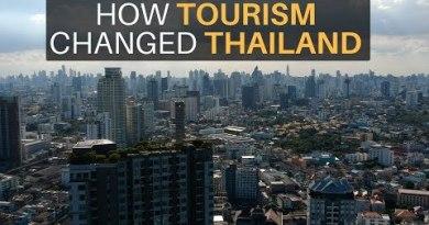 How Tourism Modified Thailand