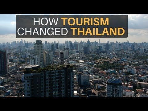 How Tourism Modified Thailand