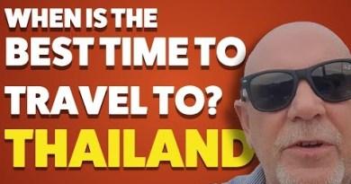 Thailand Weather When To Lunge To Thailand