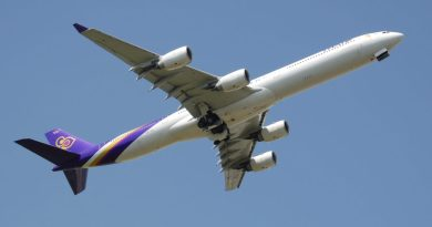 Pattaya Thai Airways Would possibly perchance additionally Restore Gasoline-Guzzling A340-600 To Fast