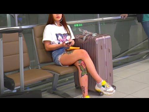 Bangkok Suvarnabhumi Airport | Bus to Pattaya | Thailand  2019