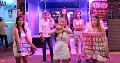 Pattaya Walking Boulevard – 11 October 2015