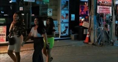Pattaya Strolling Avenue Frelancers – Insomnia & I bar Edition
