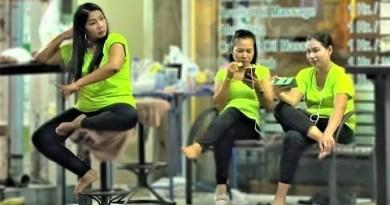 Pattaya Rubdown Girls on Accountability   Aziatka reside – Vlog 133