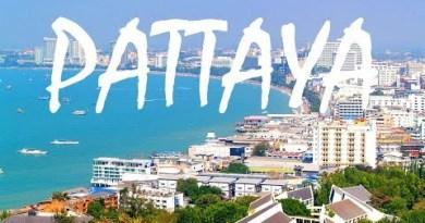 Exploring Pattaya, Thailand: Beaches, Massages & Ladyboys