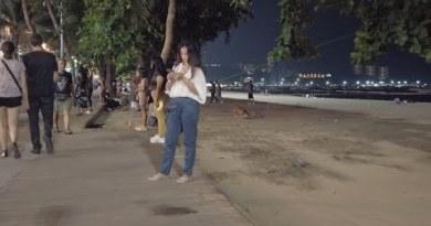 Pattaya Seaside Road 2019 (higher than 100 Ladies Freelancers). Thailand