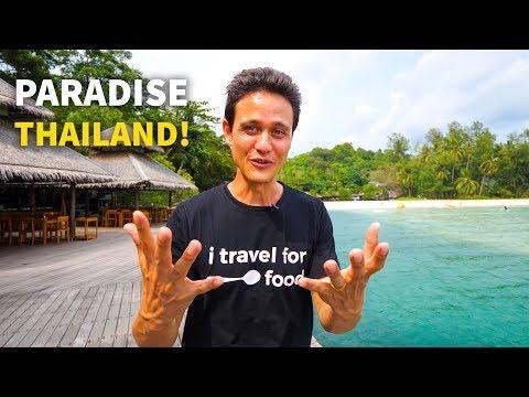 PARADISE Thai Island Hotel – CAPTAIN HOOK RESORT on Koh Kood Island, Thailand!