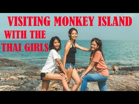 Koh Ling-Thailand's Monkey Island come Pattaya, 2018