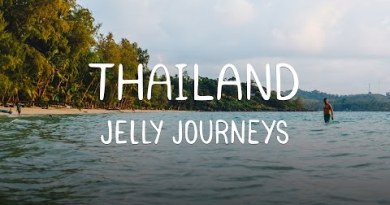 THAILAND — One Month Gallop Vlog