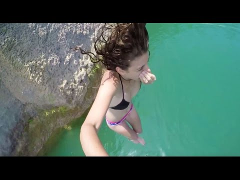 CLIFF JUMPING, THAILAND