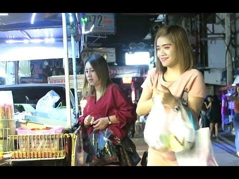Pattaya Nightlife – Walking Avenue