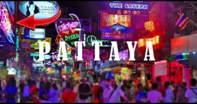 Pattaya Strolling Dual carriageway 2018