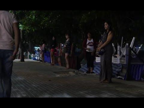 Pattaya Sea trek Road February 2019 | Documentary Thailand Shuttle