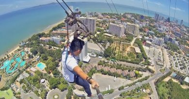 Pattaya Park Tower Jump