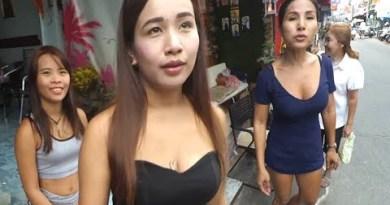 """Pattaya """"Girls Town"""""""