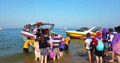 Pattaya Beach / Morning Time (A actually relaxing inch)