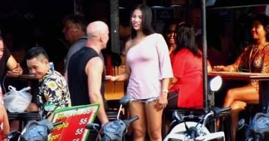 City for a Single Man – Seaside Road vs Soi 6 – Pattaya Thailand