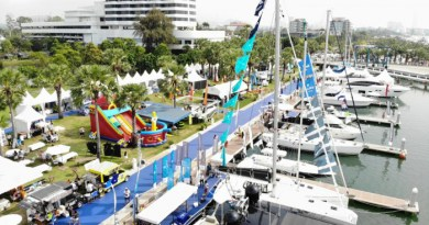 Pattaya A demonstrate for yacht enthusiasts