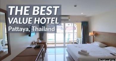 The Finest Fee Hotel in Pattaya, Thailand