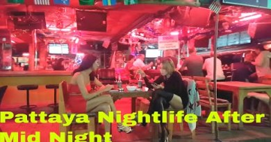 Pattaya Nightlife – After Mid Night – Apt Thai Girls