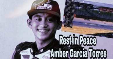 Amber Garcia Torres Death   Amber Torres Accident   ARRC Drag 2 Buriram Thailand