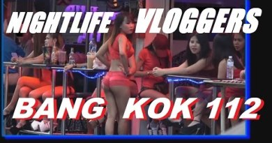 Let's focus on: BANGKOK 112 and a few completely different Thailand evening life vloggers.