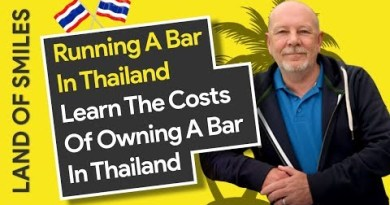 Working A Bar In Thailand – Learn the Rough Payments of Working a Bar in Pattaya Thailand