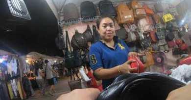 PATTAYA FAKE MARKET REVIEW | THAILAND