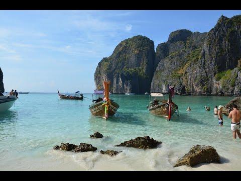 HD THAILAND 2016, #SelfDocumentary, phuket, patong, kata, phiphi, bangkok