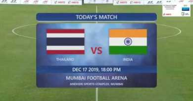 India vs Thailand | Ladies folk's U-17 tri-nation tournament 2019 | Pudgy Match