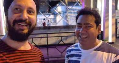 Kama Nightclub at walking side street Pattaya, Thailand