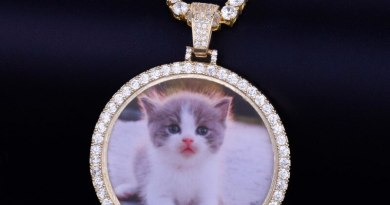 Custom Made Photo Medallions Necklace & Pendant With 4mm Tennis Chain Gold Silver Color Cubic Zircon Men's Hip hop Jewelry